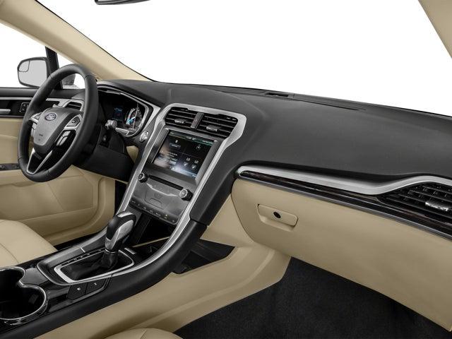 2016 Ford Fusion Energi Se Luxury In Upper Marlboro Md