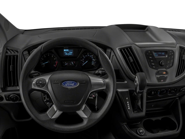 2018 Ford Transit 250 Medium Roof Includes Shelving In